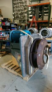 Industrial Fan Installation Company in NJ