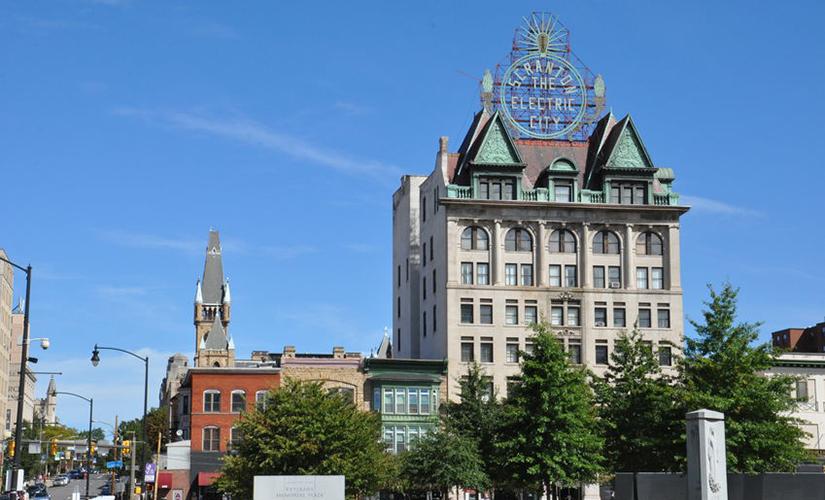Scranton, PA - The Electric City