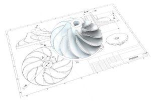 Backward vs forward curved centrifugal fans