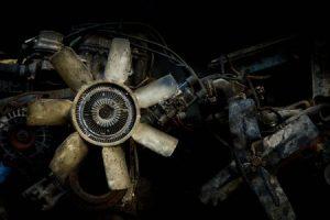 Industrial Fan Maintenance